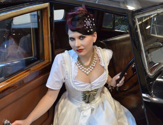 Bräute Brautfrisuren Hochsteckfrisuren von Sandra Stoll