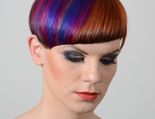 Färbetechniken Kurzhaarfrisuren Sannis Frisurenwerkstatt